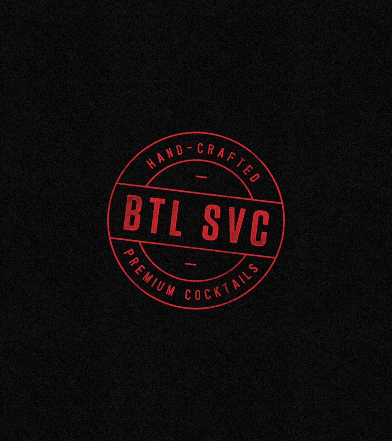 BTL SVC Bottle Service Packaging Design by Colony