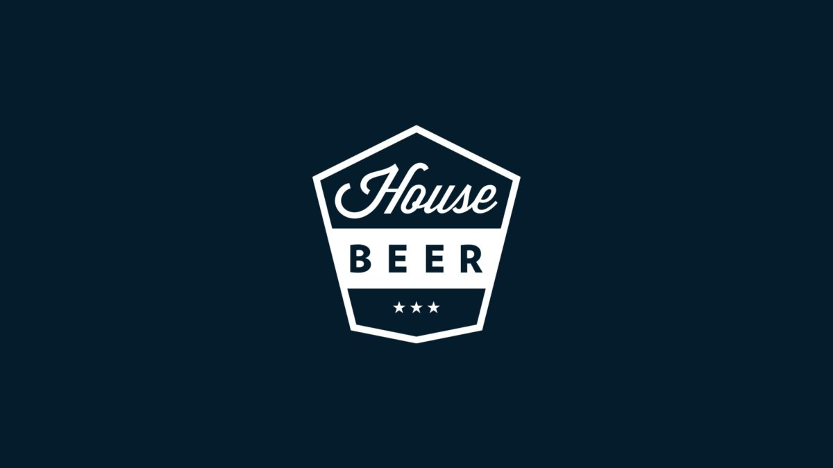 House Beer Brand Identity by Colony