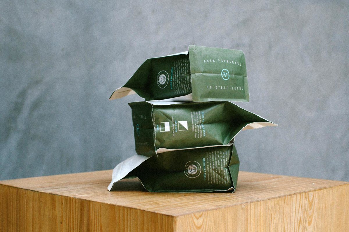 Verve Packaging Design by Colony