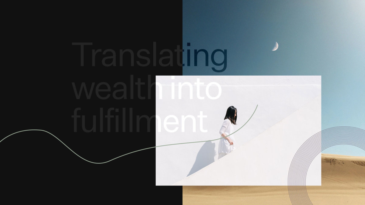 Enso Wealth Management Art Direction by Colony