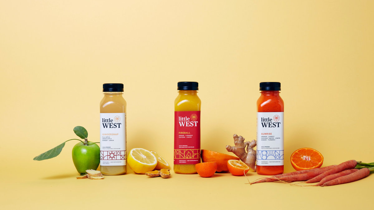 Little West Packaging Design by Colony