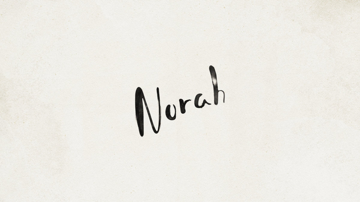 Norah Restaurant Brand Identity by Colony