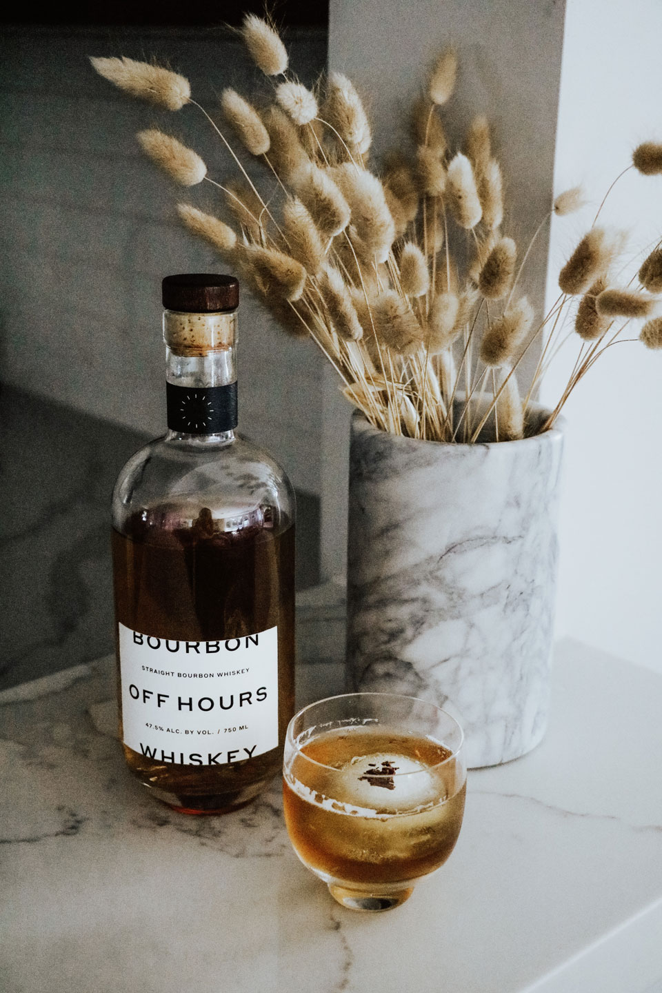 Off Hours Bourbon Branding and Design by Colony