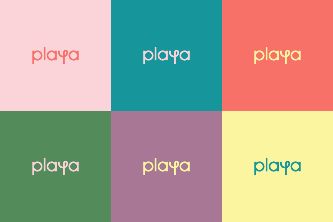 Playa Accessories Brand Identity by Colony