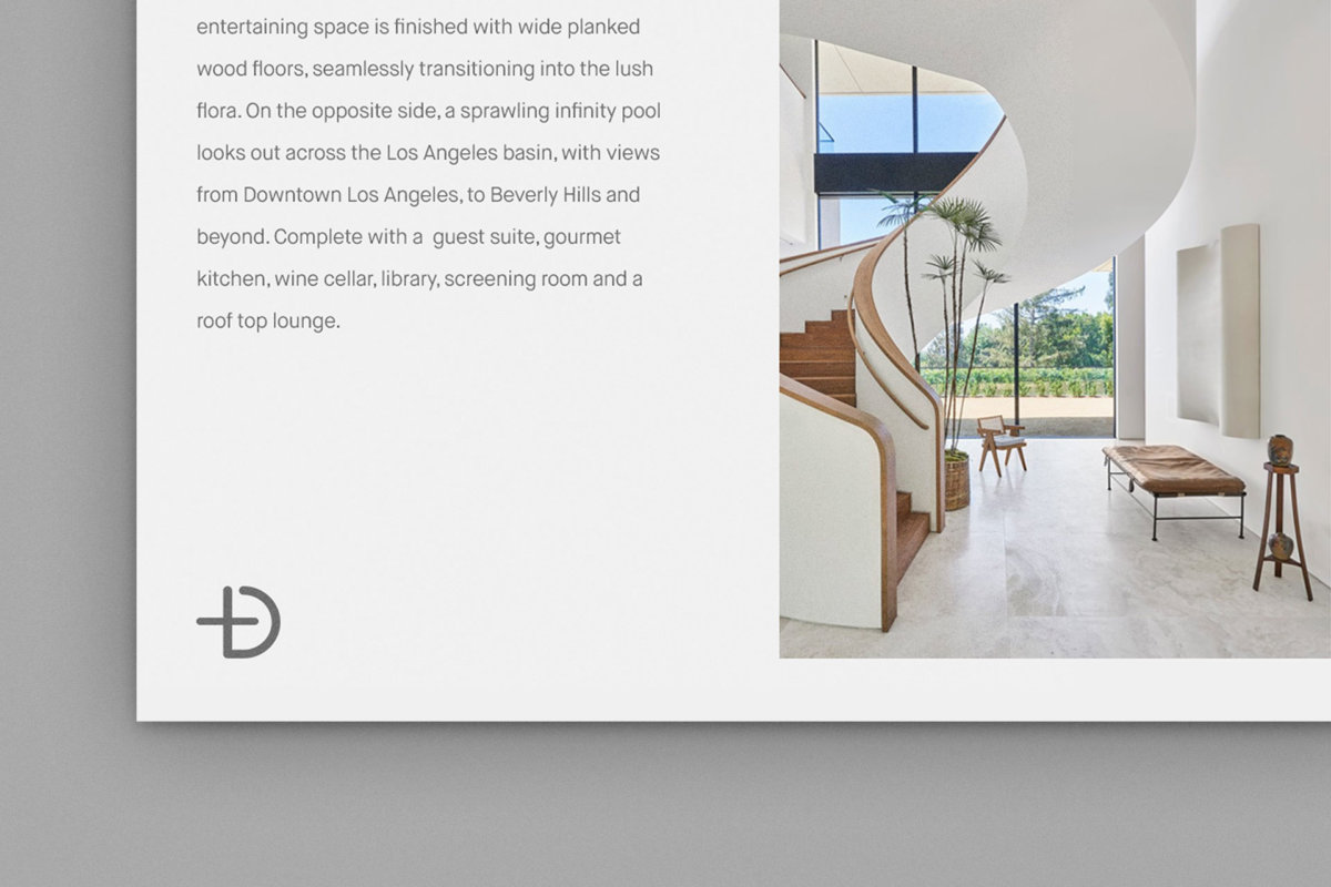Plus Development Collateral Design by Colony