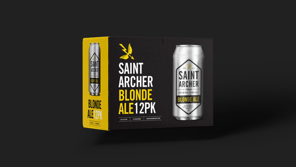 Saint Archer Packaging Design by Colony