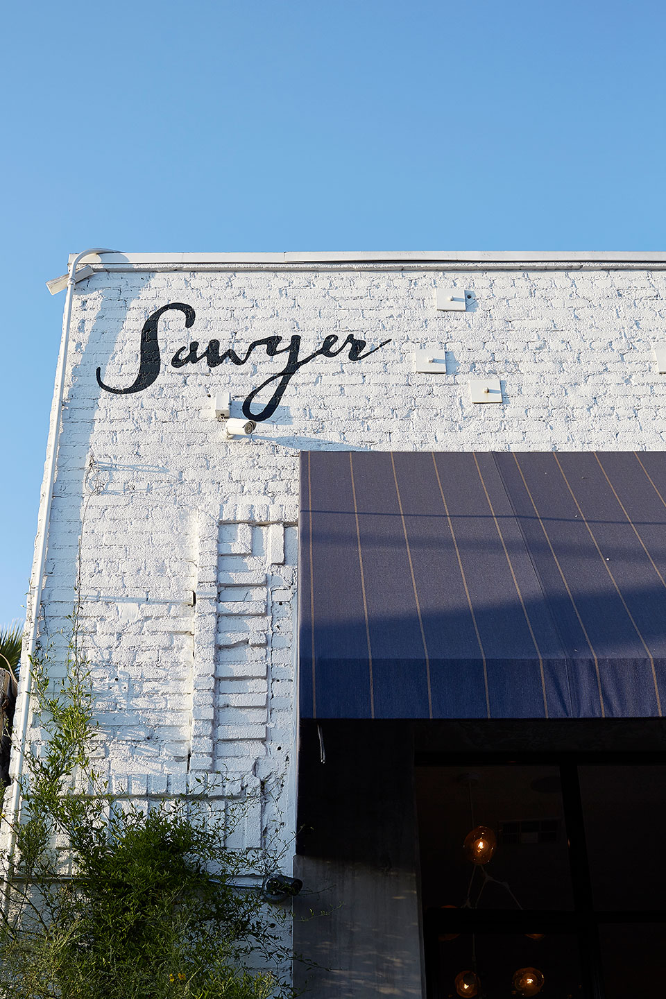 Sawyer Restaurant Brand Design by Colony
