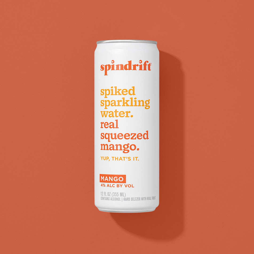 Spindrift Spiked Branding and Design by Colony