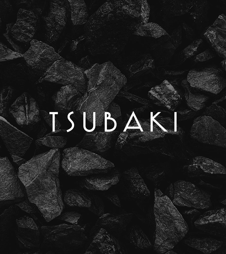 Tsubaki Restaurant Brand Identity Design by Colony