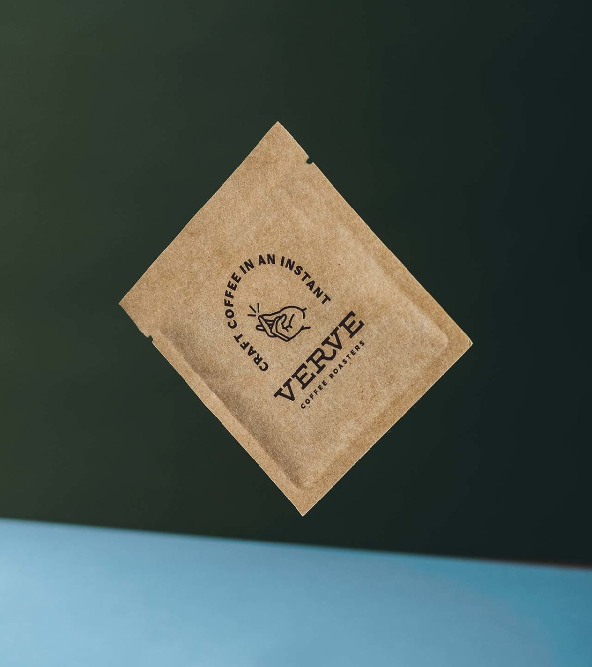 Verve Flash Brew Packaging Design by Colony